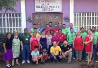 Nicaraguan Kairos Inside volunteers