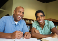 Kairos Mentor with Young Man