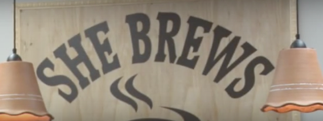 She Brews Coffee House