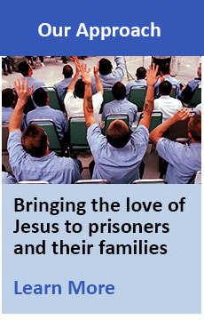 How we bring the love of Jesus Christ to prisoners and their families